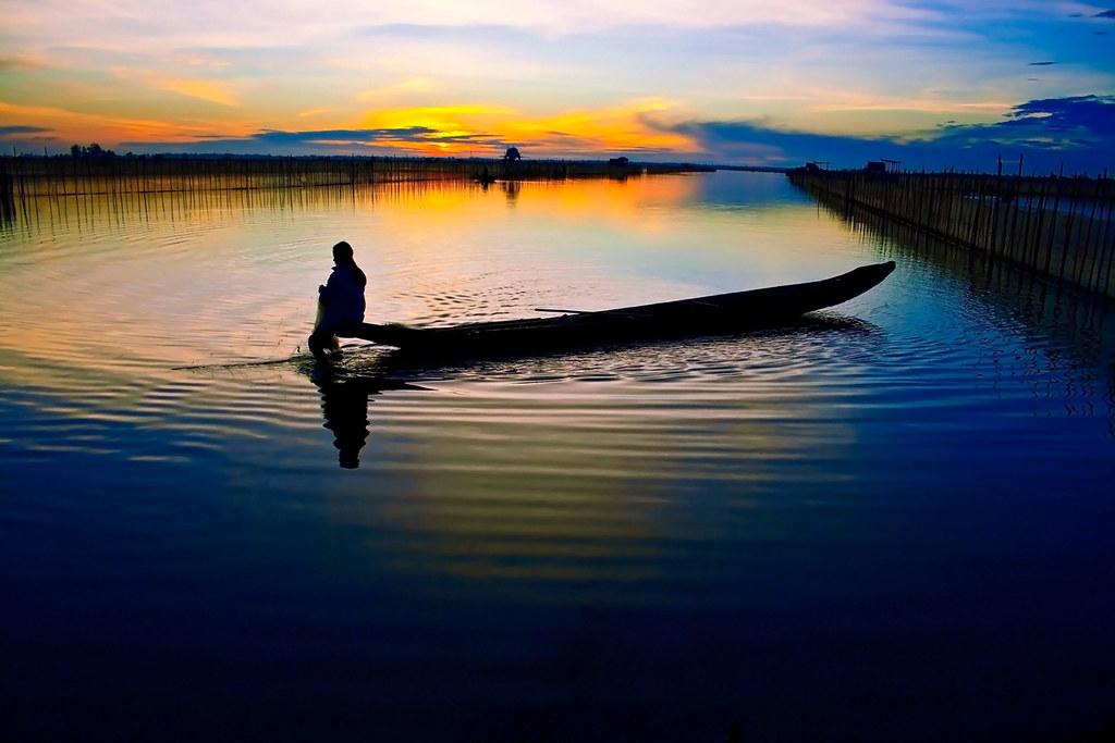 đầm phá nước lợ lớn nhất Đông Nam Á