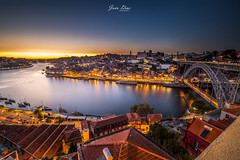 Porto (joao.diasfilipe) Tags: canon 5diii canon 5d mark iii filter lee nd grad sunset joao dias photography landscape 1635 porto portugal ponte d luis
