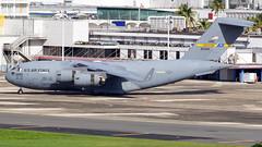 88-0266 (Hector A Rivera Valentin) Tags: 880266 usaf united states air force mcdonnell douglas c17a globemaster iii cn p2 san juan pr puerto rico airport international tjsj sju