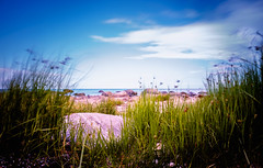 Beach Kap Arcona, Rgen, Germany (Holger Sa) Tags: nature sea rgen kap arcona natur landschaft landscape fuji xt1 1024 beach germany sky himmel water wasser meer ostsee baltic langzeitbelichtung longtimeexposure
