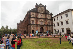 The basilica of Bom Jesus, Goa (Amarnath) Tags: 70d 1022mm efs1022mmf3545usm