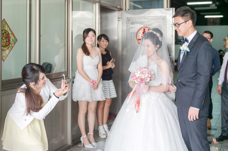台南婚攝 情定婚宴城堡永康館 婚禮紀錄 C & V 079