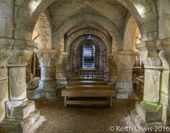 The Crypt at St. Marys Lastingham (keithhull( Off for a few days)) Tags: lastingham stmarys crypt village northyorkshire england historic