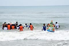 BGA_0372 (G3 Photography) Tags: vinayagar chadurthi marina nikon chenai chennai cultur