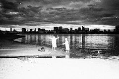 (Tokyo) (Bananocrate - ) Tags:  tokyo street fujifilm xpro1 18mm strobo flash