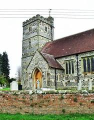 St John the Evangelist, Hinton Martell (grassrootsgroundswell) Tags: church churchtower englishparishchurch dorset hintonmartell