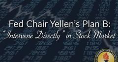 Janet Yellen's Plan to