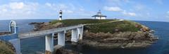Faro de Isla Pancha (Ribadeo - Lugo - Galicia - Espaa) (Mara Grandal) Tags: faro isla ribadeo lugo galicia espaa mar
