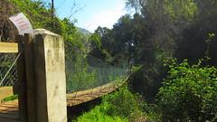 No jumping (Ratee Rats) Tags: parque aguas ramn apoquindo salto trekking santiago chile canon sx50hs