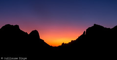J11. Crpuscule - Spitzkoppe (Darth Jipsu) Tags: erongoregion namibie na namibia africa afrique safari voyage travel spitzkoppe crpuscule twilight soleil sun montagne mountain ombre shadow