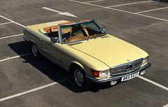 1978 Mercedes 450 SL