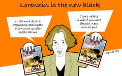 "Fertility Day: Lorenzin "" Mi hanno hackerato il manifesto"" (SatiraItalia) Tags: satira lorenzin fertility day"
