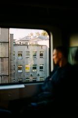 ~ (Magda Komorowska) Tags: london portrait people candid 35mm 35mmfilm olympusom10 olympus fujifilm fuji superia analog analogcamera analogphotography