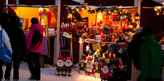 Stands on the fair (Lars Dahlin) Tags: christmas december sweden christmasfair jamtli stersund julmarknad