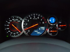 PB300110 (underwhelmer) Tags: nissan gauges scr 2013 gtrblack