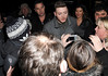 James Arthur - Celebrities leaving the X Factor finals held at the Manchester Convention Centre