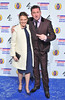 The British Comedy Awards 2012 held at the Fountain Studios - Lee Mack and guest