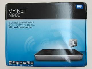 Western Digital My Net N900 Router