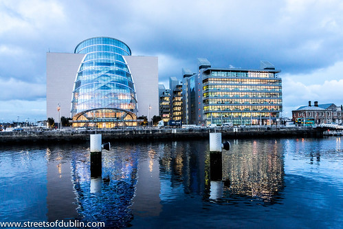 The Convention Centre Dublin (CCD) in th by infomatique, on Flickr