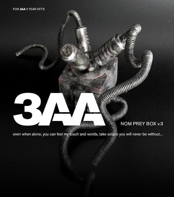 threeA - 2013年度3AA會籍將開放加入!