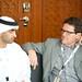 Mohammed Al Mahmood and Fabio Capello