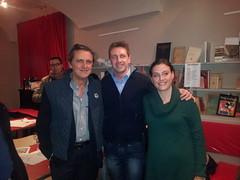 Foto di gruppo (opengenova) Tags: primopiano aperitivodic2012