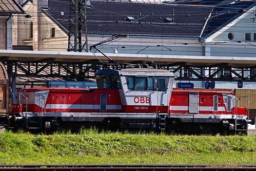 A ÖBB 1163 001-9 Saalfelden 22-10-2012