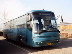 BBA Interliner bus 801 DenBosch NS (Arthur-A) Tags: bus netherlands buses nederland denbosch autobus brabant bba noordbrabant daf bova bussen interliner
