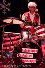 ThePolkaholics-0665 (PolkaSceneZine) Tags: show christmas xmas party music holiday chicago rock photography glasses concert holidays punk sweaters live performance band hats polka vests saloon quenchers polkaholics thepolkaholics steveglover veragavrilovic donhedeker chrislinster polkascenezine threeguyswhorock