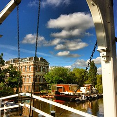 View from Rembrandt #bridge #Leiden #Leidenpromotion... (A3No) Tags: bridge netherlands leiden jj nederland tbt photooftheday picoftheday lastsunday bestoftheday igers primeshots instagramers webstagram statigram jjforum instadaily igdaily instagramhub instagood instamood igsg igersoftheday implusdaily uploaded:by=flickstagram leidenpromotion instagram:photo=2445123068194887292818061