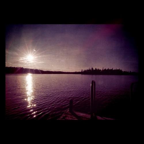 Red Rock Lake via Instagram