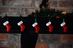 Christmas12-144 (TrishaLyn) Tags: christmas stockings oregon fireplace holidays elmira ornaments christmasdecorations holidaydecorations nativity mantle holidaydecor nativityscene