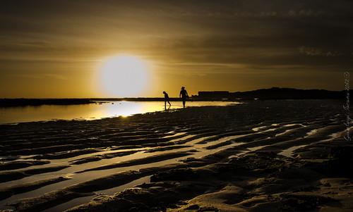 Cotillo al sol Calante - Fuerteventura 2012