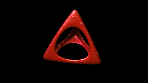 """tetrahedron soft • <a style=""""font-size:0.8em;"""" href=""""http://www.flickr.com/photos/30735181@N00/8326441410/"""" target=""""_blank"""">View on Flickr</a>"""