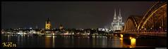 Köln 28-12-2012 (Henk Zwoferink) Tags: panorama beautiful night lights darkness image dom panoramas köln hauptbahnhof koeln colonge rijn henk keulen brucke spoorbrug hohenzollernbrücke dombrücke zwoferink 28122012