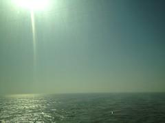 @杭州湾跨海大桥 海面