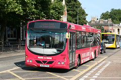 First Eastern Counties Volvo B7RLE Wright Eclipse Urban (DennisDartSLF) Tags: bus volvo first wright eastern ipswich parkandride counties b7rle eclipseurban 69423 au58ffk