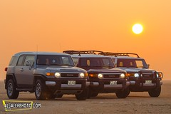 FJ CRUISER. (MOHAMMED AL-SALEH) Tags: cars car photography fj cruiser  fjcruiser  desertcars      uploaded:by=flickrmobile flickriosapp:filter=nofilter 4by4cars 4by4car