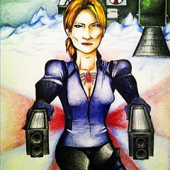 Jill Valentine (DJCHOP47) Tags: chris project jill alice apocalypse evil valentine leon extinction afterlife sheva retribution resident redfield