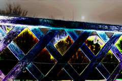(psychedelic world) Tags: art garden star web psychedelic garten psychedelisch wohltorf psychedelicworld