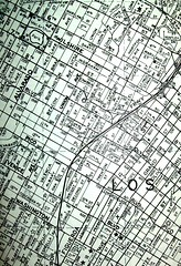 Los Angeles CA 1960 (davecito) Tags: california urban blackandwhite losangeles map cities ephemera planning transportation cartography 1960s geography westcoast towns urbanplanning drafting streetmap citymap oldmap thesouthwest largestcities thomasbrothersmaps