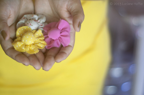 Trago flores
