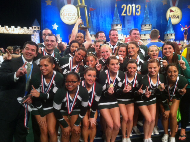 The Wildcats have won back-to-back UCA National Championships. Copyright 2013; Wilmington University. All rights reserved.