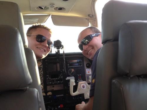 Jake and Jake, Flying!