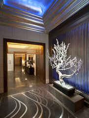 The St. Regis Osaka—Reception 1st floor