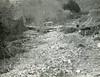 Roncegno Terme, località Rozzati, alluvione del 4 novembre 1966, torrente Chiavona (Ecomuseo Valsugana | Croxarie) Tags: 1966 alluvione roncegno inondazione roncegnoterme croxarie giuseppesittoni
