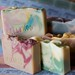 selection of Ballyhoo soaps