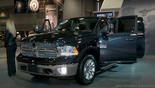 2013 Washington Auto Show - Upper Concourse - Dodge 5 by Judson Weinsheimer