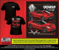 "Rick Hendrick Chevrolet Concept TEE on BLACK • <a style=""font-size:0.8em;"" href=""http://www.flickr.com/photos/39998102@N07/8447180707/"" target=""_blank"">View on Flickr</a>"