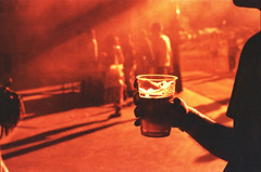 another beer (Luca Scarpa) Tags: film beer 35mm redscale anightlikethisfestival